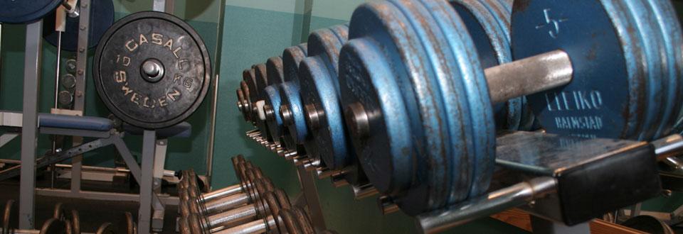 Träna och håll dig i form